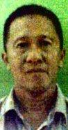 Tersangka Jasni, mantan Kepala Bidang Pemberdayaan Dinas Sosial Kabupaten