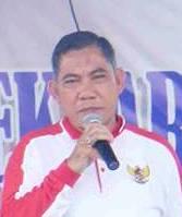 Kamarul Zaman, kepala Dinsosnaker Kota Batam.