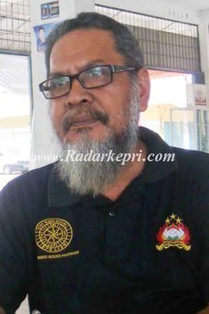 tokoh masyarakat Batam asal Indonesia Timur, H Karim