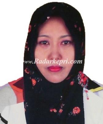 RPSA Provinsi Kepri, Eka Anita Diana S Pdi BK==