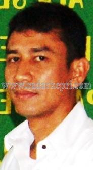 Kasat Reskrim Polresta Tanjungpinang, AKP Oxy Yuda P.