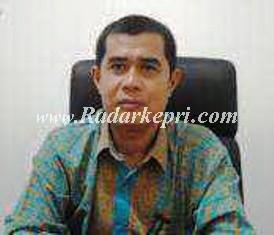 Kepala Dinas Sosial .H. Muslim