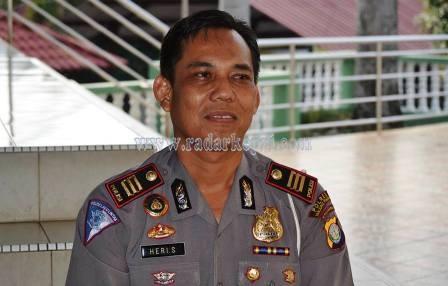 Kasat Lantas Polres Tanjungpinang, AKP Heri Sujati