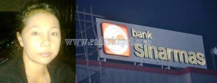 Leni Setiawati, korban perampasan sepeda motor oleh Bank Sinarmas.