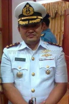 Letkol Laut (P) Agung Jaya Saktika