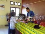 Penandatangan SK mutasi Pjs Kades Kundur yang menuai demo warga