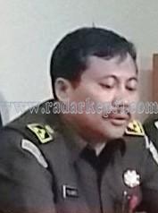 Aspidsus Kejati Kepri, Yulianto SH MH.