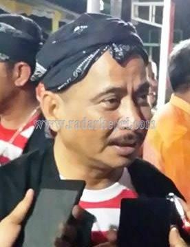 Menteri Pariwisata dan Ekonomi Kreatif RI, Arief Yahya.