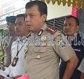Kapolres Tanjungpinang, AKBP Kristian Parluhutan Siagian.
