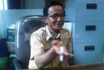Amrialis, Kadis PU Kota Tanjungpinang.