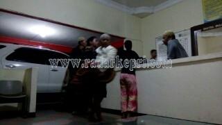 Inilah Jh, guru ngàji cabul yang ditangkap Polsek BB.