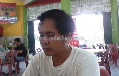 Aldi Braga, ketua LSM Garda Indonesia.