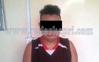 Iniah Zr, tersangka pencabulan terhadap siswi SMK di Batam.