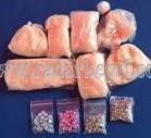 Inilah narkoba jenis sabu seberat 622 gram yang diamankan polisi dari 3 tersangka.