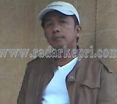 Ketua LSM ICTI, Kuncus Simatupang.