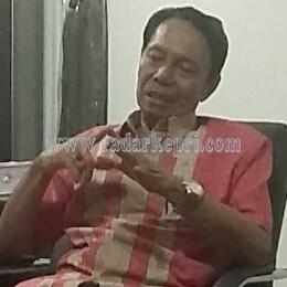 Bastari Majid SH penasehat hukum (PH) tersangka Raja Tjelak Nur Djalal.