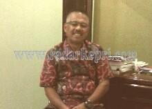Tamszil, kepala BPN Natuna.