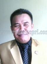 Affuandris S  Com, ketua KPUD Natuna.