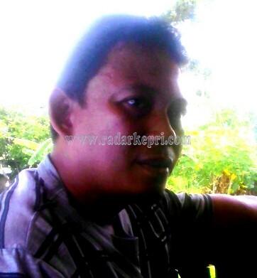 Tf, mantan Bendahara KPUD Natuna.