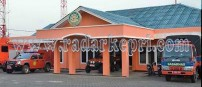 Kantor BASARNAS Tanjungpinang di jl RHF.
