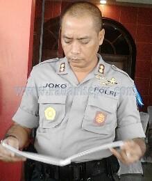 AKBP Joko Bintoro, Kapolres Tanjungpinang.